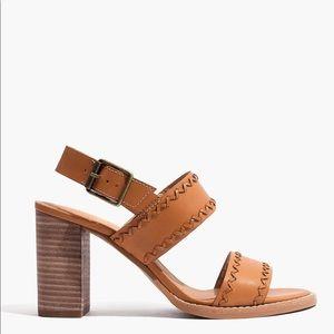 "Madewell ""The Angie""  sandal heels"